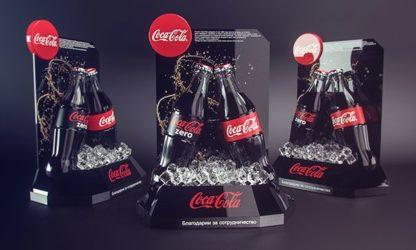 Глорифаер для бутылки - предназначен для премиальной презентации продукта