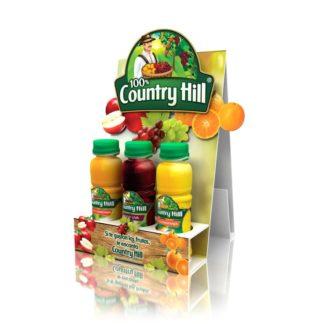 Глорифаер для сока - предназначен для премиального выделения товара в местах продаж