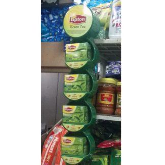 Дисплей-паразит для чая - предназначен для крепления на стационарное торговое оборудование и выкладки товара
