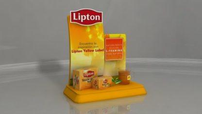 Настольный дисплей для чая - предназначен для демонстрации и продвижения продукции