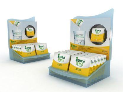 Шелфорганайзер для лекарств - предназначен для группировки и демонстрации товара на полках