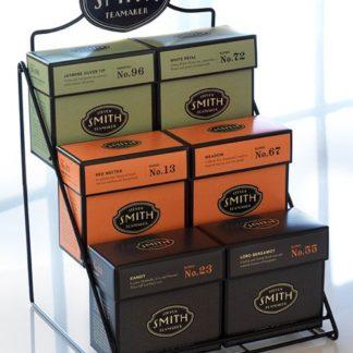 Настольный дисплей для чая - предназначен для продвижения и выкладки товара в местах продаж