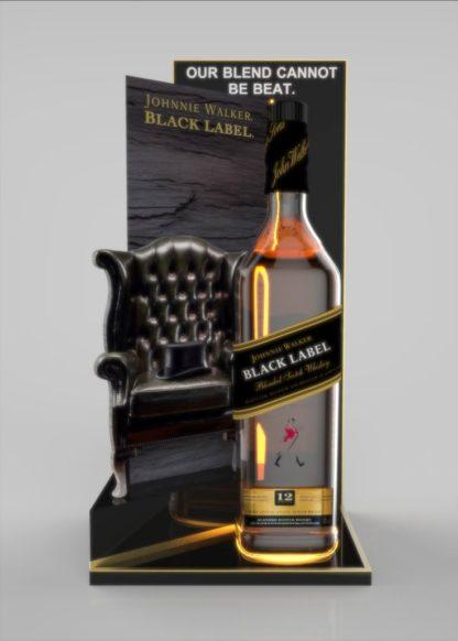Глорифаер для виски - предназначен для премиальной презентации продукции