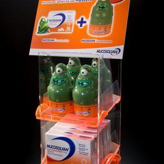Прикассовый дисплей для лекарств - предназначен для продвижения и выкладки продукции в прикассовой зоне
